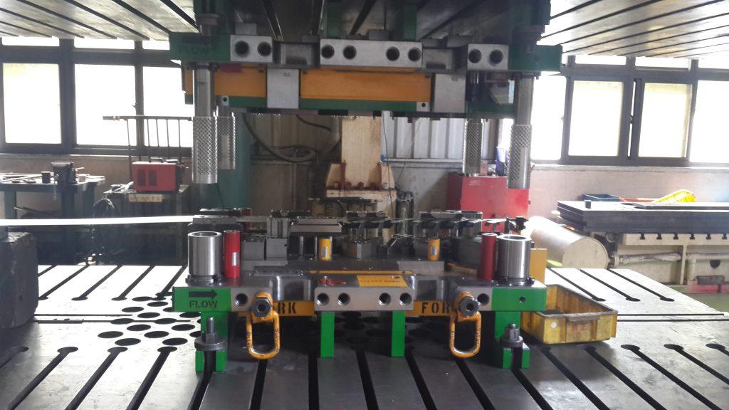 Trial Press Machine